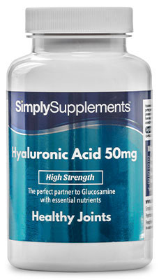 Hyaluronic Acid Capsules 50mg