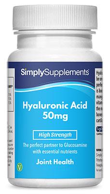 Hyaluronic Acid Capsules 50mg - E752