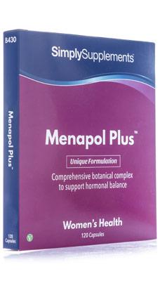 Menapol Plus Capsules Blister Pack - B430