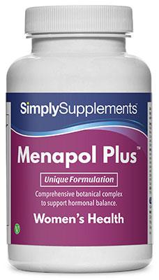 Menapol Plus Capsules - E430