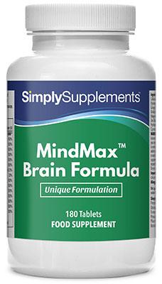 MindMax Brain Formula