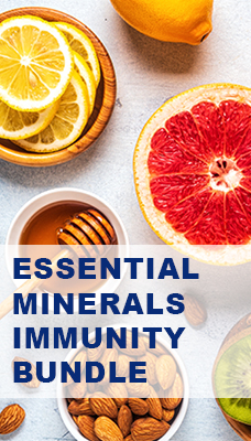Essential Minerals Immunity Bundle