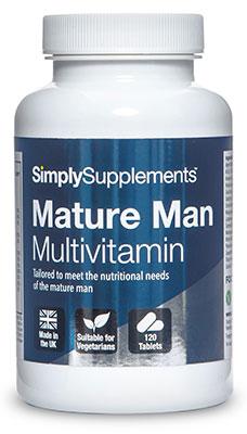 Multivitamins for Men – 65+