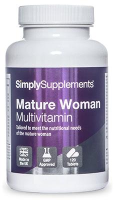 Mature Woman Multivitamin