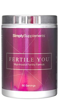 Myo-Inositol Fertility Formula