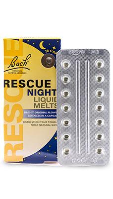Bach Rescue Remedy Night Melts