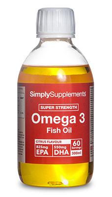 Liquid Omega 3