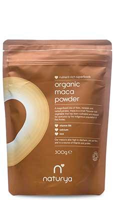 Organic Maca Powder (300 G)