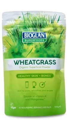 Bioglan Organic Wheatgrass