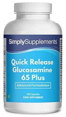Quick Release Glucosamine 65 Plus