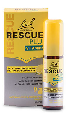 Bach Rescue Remedy Plus Spray 20ml