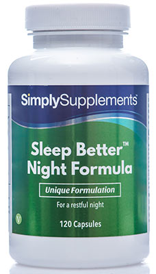 Sleep Better Night Formula