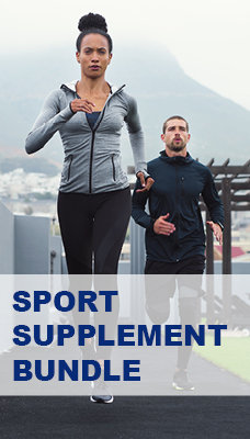 Sports Bundle - CLA, L-Taurine and Multivitamins