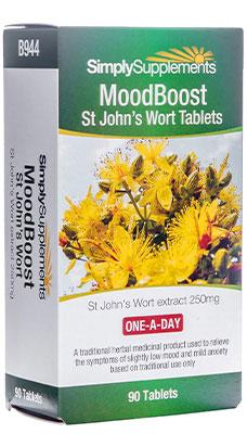 St. John's Wort Tablets - B944