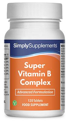 Super Vitamin B Complex - E124