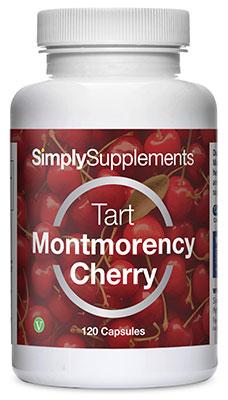 Tart Cherry 450mg Capsules