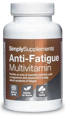 Anti-Fatigue Multivitamin