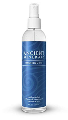 Transdermal Magnesium Oil