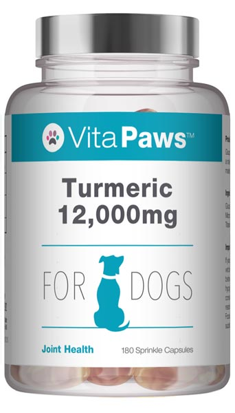 Curcumin for Dogs 1500mg
