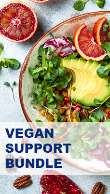 VeganShield – Vegan Multivitamins with Omega 3