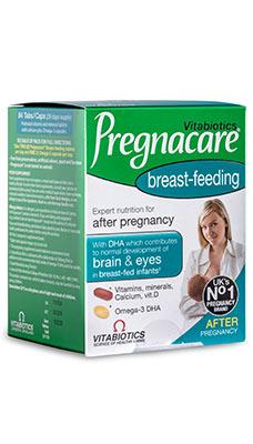 Vitabiotics Pregnacare Breastfeeding