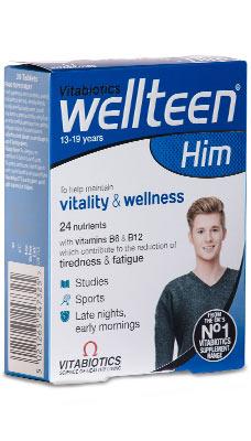 Vitabiotics WellTeen Him
