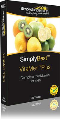 120 Tablet Blister Pack - vitamen plus