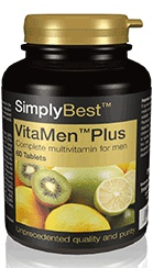 360 Tablet Tub - vitamen plus