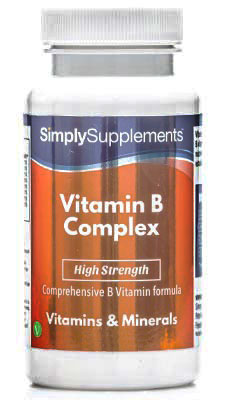 120 Tablet Tub - high strength vitamin b complex