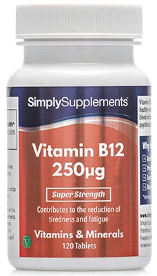 120 Tablet Tub - buy vitamin b12 tablets