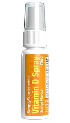 Vitamin D3 Spray 3000iu (75mcg)