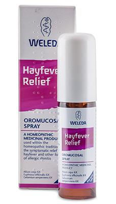 Hayfever Relief Oral Spray