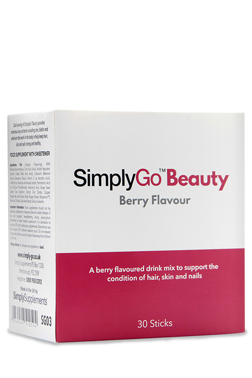 Beauty - For Hair, Skin & Nails