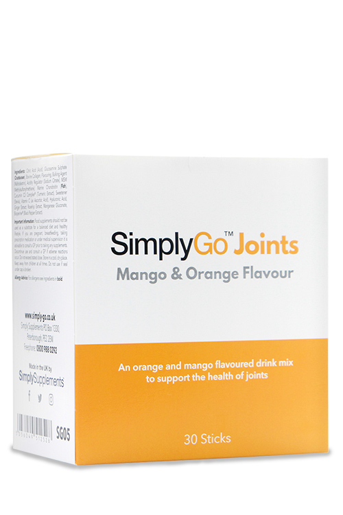 Joints - With Collagen & Glucosamine Powder
