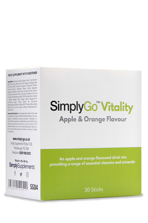 Vitality - Multivitamin Powder
