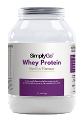 Vanilla Whey Protein Powder