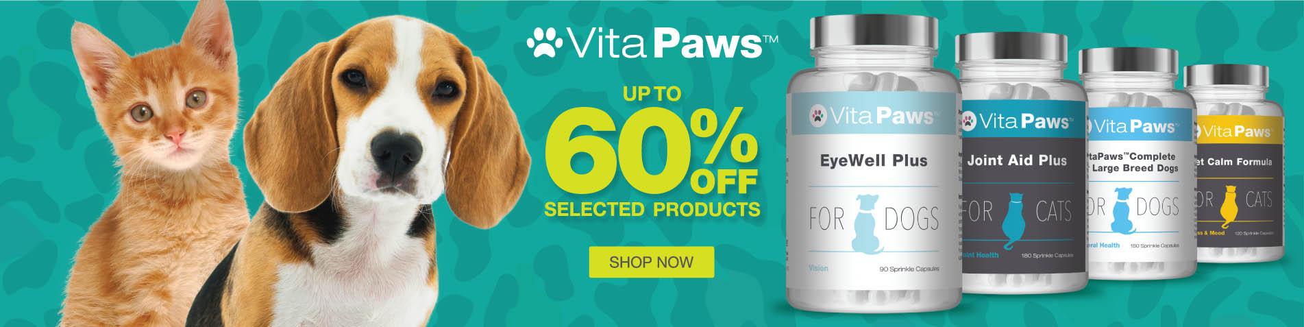 VitaPaws Sale