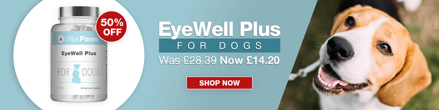50% off Eyewell Plus for Dogs