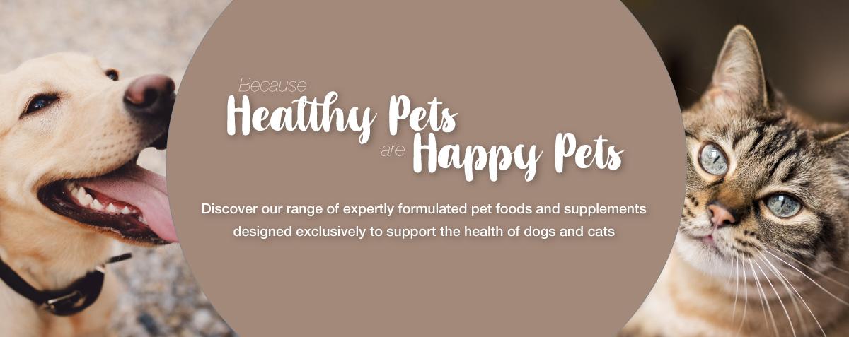 VitaPaws: Healthy pets are happy pets