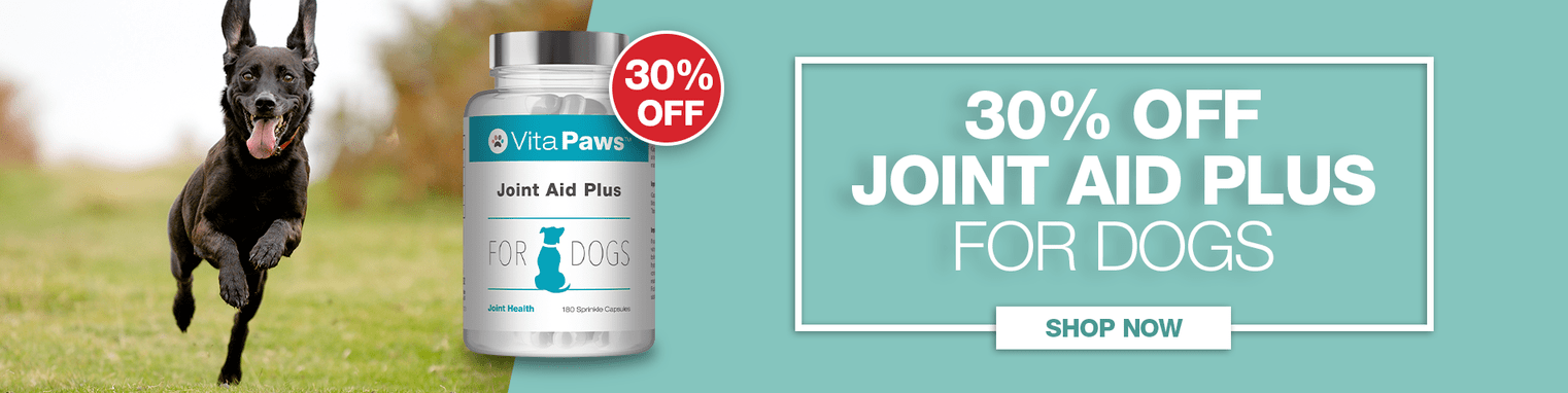30% off Joint Aid Plus for Dogs