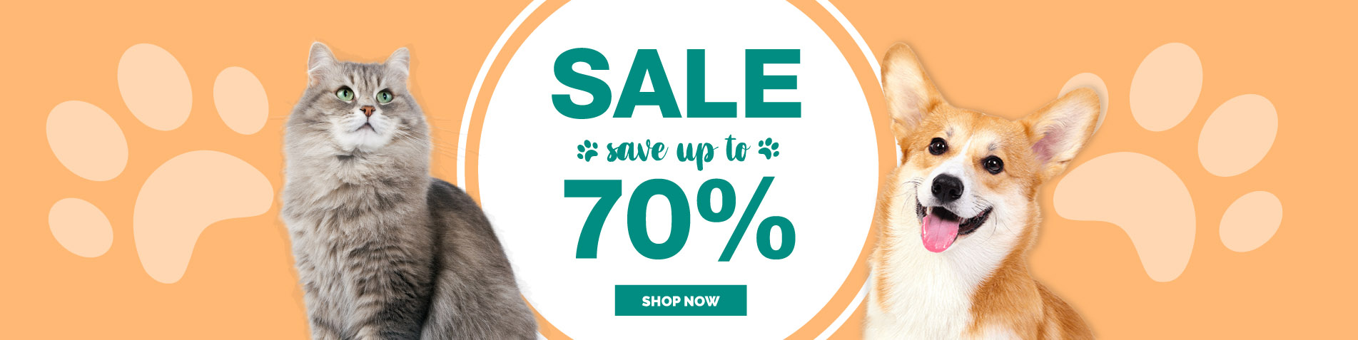 VitaPaws Sale - up to 70% off