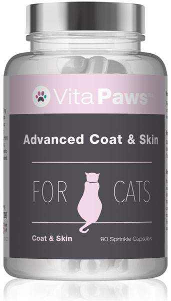 Advanced Coat and Skin for Cats