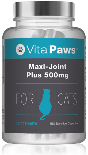 Maxi-Joint Plus 500mg for Cats