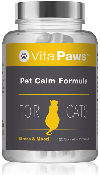 Pet Calm Formula for Cats