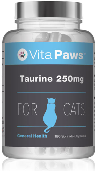 Taurine for Cats 250mg