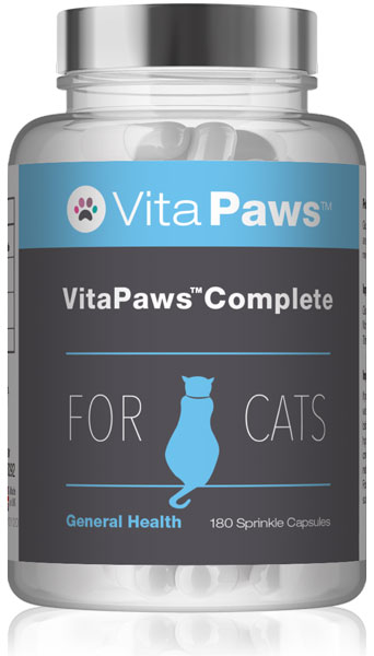 VitaPaws™ Complete for Cats
