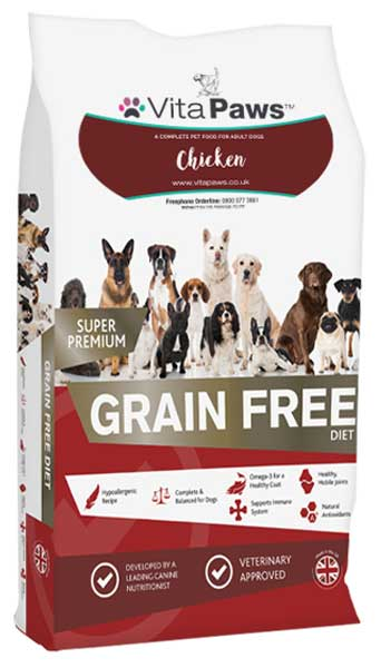 Adult Chicken Dog Food