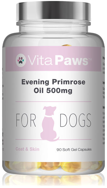 Evening Primrose Oil for Dogs 500mg