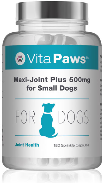 Maxi-Joint Plus 500mg for Small Dogs