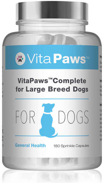 VitaPaws Complete for Large Breed Dogs